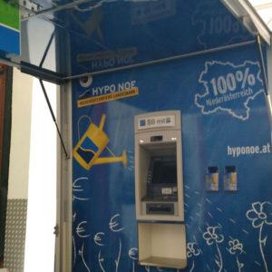 Hypo NÖ mobiler Bankomat
